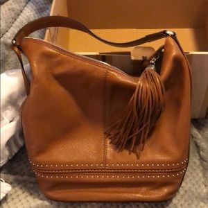 Brighton brown Jake tote like new